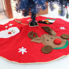 Hot Sell Latest Personalized Christmas Tree Skirt