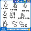 Stainless Steel Open End&Narrow End S-Hook
