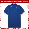 Custom Design 100 Cotton Pique Polo Shirt Manufacturer (ELTMPJ-39)