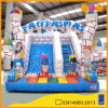Fantasy Castle Inflatable Slide Inflatable Games on Sale (AQ09164)