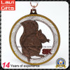 The Best Price of Squirrel Running Sport Metal Medal