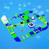 Commercial Use Inflatable Water Park Equipment / Inflatable Water Toys
