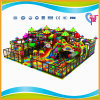 CE Safe Kids Indoor Playground with Tube Slide (A-15219)