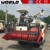 88HP 4.0e 1.4m3 Grain Tank Rice Combine Harvester