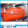 Quality Partially Enclosed Life Boat with Lifeboat Davit Solas Approved for Sale