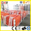 Safety Power Coated Ladder Access Gate for Scaffolding