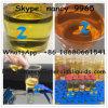Dark Yellow Trenbolone Enanthate Anabolic Steroid Hormone Powder Producer Manufacturer