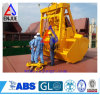 Wireless Remote Control Grapple for Deck Crane