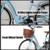 Ce En15194 Lady′s Electric Bike Lweb-2601