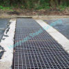 Fabricated Twisted Steel Grating for Heavy Duty Road Grating