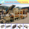Qtj4-26c Easy Operation Solid and Paver Brick Machine for Sale