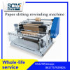 Paper Slitting Rewinding Machine/Auto Thermal Paper Slitting Machine