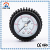 Custom Color Rubber Booted Air Pressure Gauge Air Pressure
