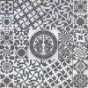60*60 Encaustic Art Decoration Rustic Porcelain Tile Fhz6406
