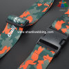 "High-Quality Nylon 2"" Camoflage Heat-Transfer Luggage Strap with Plastic Buckle, Hotsale Product"