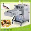 Fish Head Cutting Machine/ Cutter Type Fish Tilapia Catfish Carp Heat Processing Machine.