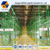 Heavy Duty Steel Racking with Wire Mesh Decking