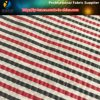 Crinkle, Polyester/Nylon Stripe Yarn Dyed Fabric for Shirt