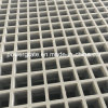 Smooth Surface FRP Molded Grating Gray Color