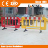 Traffic Road Barrier PE Plastic Road Safety Fence