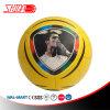 Shiny PU Cristiano Ronaldo Soccer Ball for Real Match