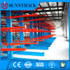 Warehouse Storage Heavy Duty Selective Double-Side Cantilever Racking