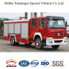 8ton HOWO Water Fire Engine Euro4