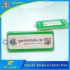 Professional Customized Offset Printing Epoxy Both Side Metal Key Holder (XF-KC13)