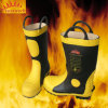 Rubber Fire Boots