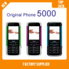 Unlocked Original Cell Phone 5000 with Bluetooth Mobile Phone