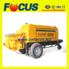 Low Price Diesel Trailer Construction Pump From Factory