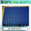 Colorful Anti-Slip Boat Deck Rubber Mat/Outdoor Playground Rubber Floor Mat