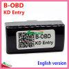 B-OBD Kd Entry & OBD Bluetooth Device in English Version
