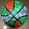 Two Color PU Leather Basketball Factory Price