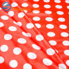 Spot Pattern Printed Poly Satin Lining Fabric for Dress