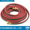 Smooth Surface Single/Twin Rubber Welding Hose for Delivery Oxygen