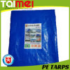 220GSM Blue PE Tarpaulin with High Quality