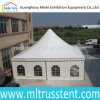 Aluminum Frame White PVC Canvas 8X8m Big Pagoda Tent