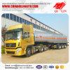 3 Axles Tanker Semi Trailer for Edible Oil Transportation