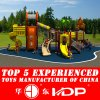 2014 Children Commercial Outdoor Playground Set (HD14-111A)