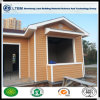 Wood Grain Colored Exterior Wall Cladding