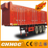 Van Type Semi Trailer to Transport Hot Sales