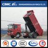 HOWO/JAC/Shacman/Bei Ben/Hongyan/Dongfeng/Liuqi/Fawfoton 6*4 Dump Truck with Middle Lifting Cylinder