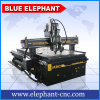 Pneumatic Sysem Multi Spindle CNC Wood Carving Machine, Router Machine Wood, Two Heads CNC Router with Rotary