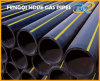 PE Gas Supply Pipe Pn6 Pn16