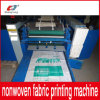 PP Plastic Non Woven Fabric Bag Printing Machine New Arrivals