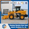 Hydraulic Transmission Wheel Loader Big Wheel Loader with Promotion Price