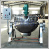 Steam Cooking Pot with Mixer Jacketed Type