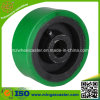 European Type 125mm Cast Iron Wheel with Greese Nipple