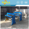 Plate Foot Shearing Machine Certified by CE and ISO